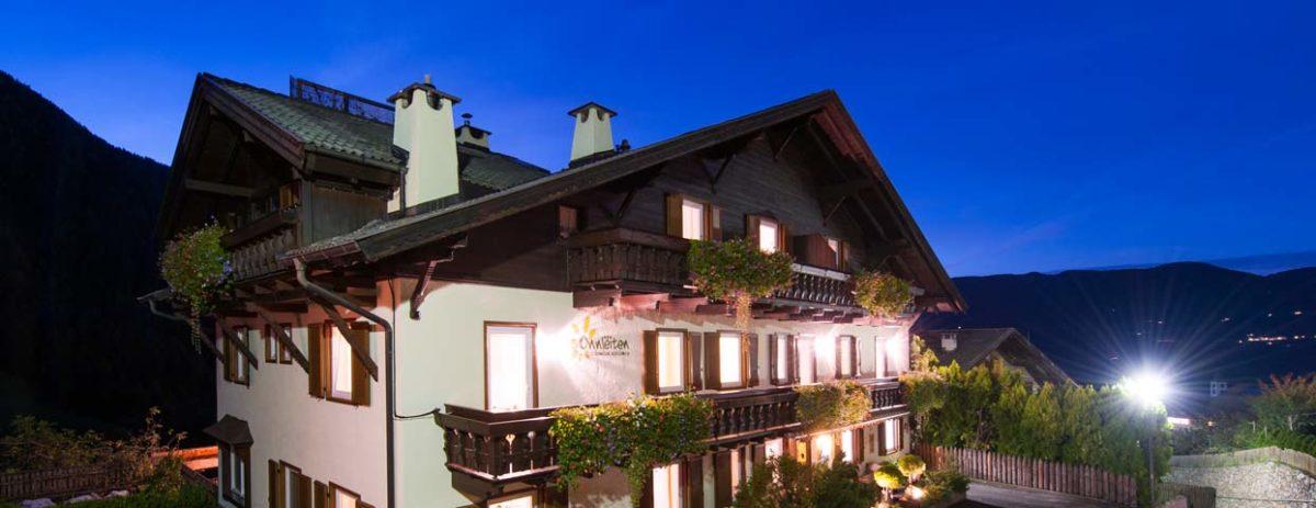 Dolomiten Residence Sonnleiten – Attraktive Ferienwohnungen in Steinegg-Südtirol!