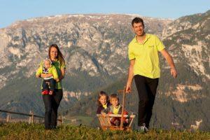 Ferienwohnungen in Südtirol, Dolomiten