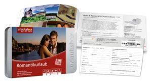 Reisegutschein für ein romantisches Wellnesswochenende